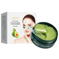 Zozu Hydrogel Eye Patch with Avocado Extract and Shea Butter 60 pcs